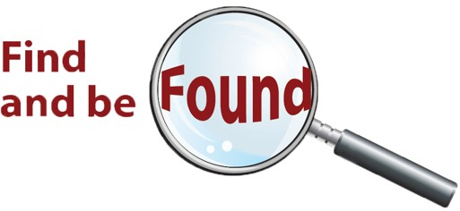 Find and be Found Logo