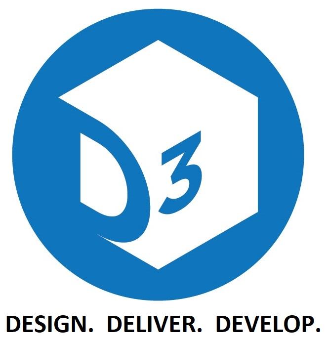 D-Cubed Consultancy Logo