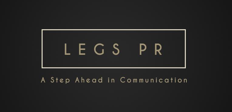 Legs PR Agency Logo